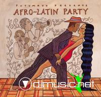 Putumayo - Afro-Latin Party CD