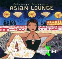 Putumayo Presents: Asian Lounge [2005]