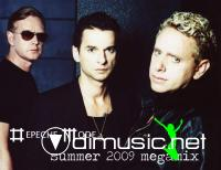 Depeche Mode - Summer 2009 Megamix
