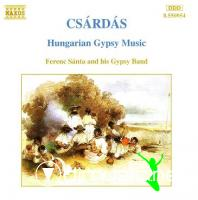 Csardas - Hungarian Gypsy Music  - Ferenc Santa and his Gypsy Band - 1995