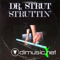 Cover Album of Dr. Strut - Struttin' (Vinyl LP) 1980