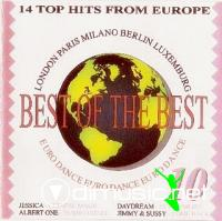 Best Of The Best Vol. 10 - 14 Top Hits From Europe