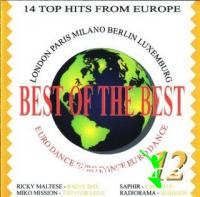 Best Of The Best Vol. 12 - 14 Top Hits From Europe
