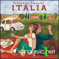 VA - Putumayo Presents - Italia (2009)