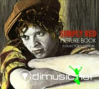 Simply Red - Picture Book [Collectors Edition]
