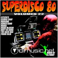 Dj Funny - Superdisco80 Vol.22