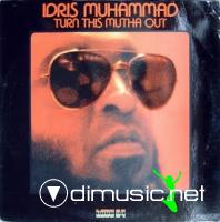 Idris Muhammad - Turn This Mutha Out (Vinyl, LP, Album) 1977