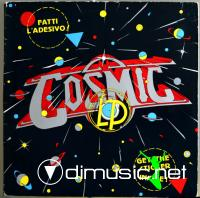 Sangy Saverio Gallucci - Cosmic LP - 1984