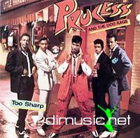 Process and the Doo Rags - Too Sharp (Vinyl, LP, Album)