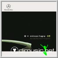 Mercedes-benz The Mixed Tape  5