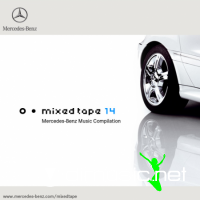 Mercedes-benz The Mixed Tape  14