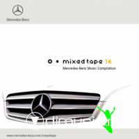 Mercedes-benz The Mixed Tape  16