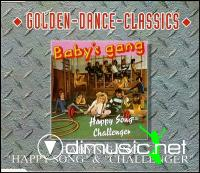 Baby's Gang - Happy Song (CD Single) (1995)