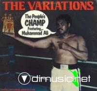 The Variations Featuring Samaki - A Woman's Blues (Vinyl, LP)