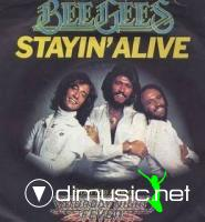 Bee Gees - Stayin' Alive (Remix)
