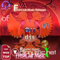 VA - FRESHClUB MUSiC RElEASES OF RU DJ??™S REMiXES#1