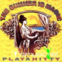 Playahitty - The Summer Is Magic (Maxi-CD-1994)