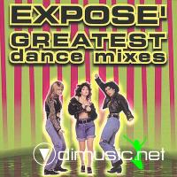 Exposé - Greatest Dance Mixes