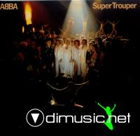 ABBA - 1980, Super Trouper (Japanese 2009)