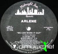 Arlene - We Can Work It Out [12'' Vinyl 1988]