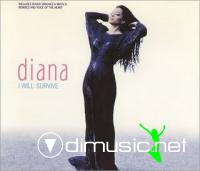 Diana - I Will Survive [Maxi-Single 1996]