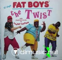 Fat Boys - The Twist [12'' Vinyl 1988]
