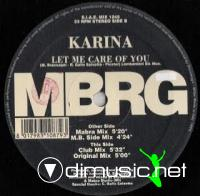 Karina - Let Me Care Of You [12'' Vinyl 1995]