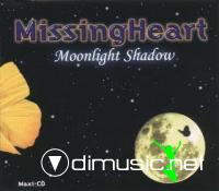 Missing Heart - Moonlight Shadow [Maxi Single 1997]