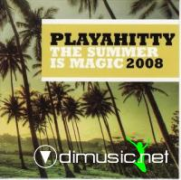 Playahitty - The Summer Is Magic [Maxi Single 2008]