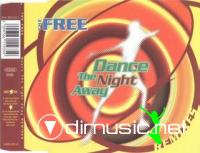 The Free - Dance The Night Away (Remixes) [Maxi Single 1995]