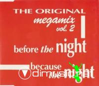 The Original Megamix - Before The Night [Maxi-CD 1993]