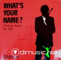Zinno - What's Your Name [12'' Vinyl 1985]