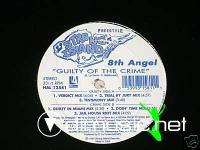 8th Angel - Guilty Of The Crime [12'' Vinyl 1994]