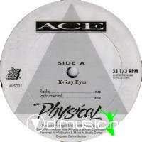 Ace - X-Ray Eyes [12'' Vinyl Sterling Gold 1990]