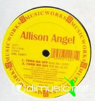 Allison Angel - Turn Me Off [12'' Vinyl 1993]