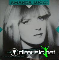 Amanda Lucci - Cry Out In The Night [12'' Vinyl 1987]
