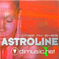 Astroline - Close My Eyes [Maxi Single 2000]