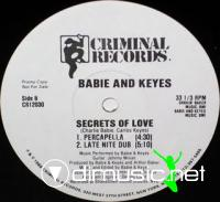 Babie & Keyes - Secrets Of Love [12'' Vinyl 1988]