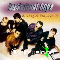 Backstreet Boys - As Long As You Love Me [Maxi Single 1997]