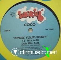 Coco - Cross Your Heart [12'' Vinyl 1988]