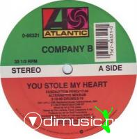 Company B - You Stole My Heart [12'' Vinyl 1989]
