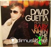 David Guetta Feat.Cozi - Baby When The Light [Remixes] [12'' Vinyl 2007]