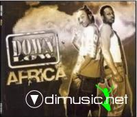 Down Low - Africa [Maxi Single 2007]