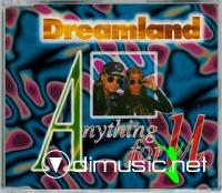 Dreamland - Anything For U [Maxi-Single 1995]