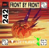 Front 242 - Front By Front 1988-1989 [Cd Album 1992]