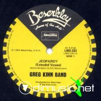 Greg Kihn Band -Jeopardy [12'' Limited Edition 1983]