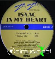 Isaac - In My Heart