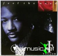 J.T. Taylor - Feel The Need [12'' Vinyl 1991 MCA Records]