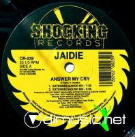 Jaidie - Answer My Cry [12'' Vinyl 1990]