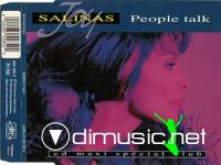 Joy Salinas - People Talk [Maxi Cd 1994]